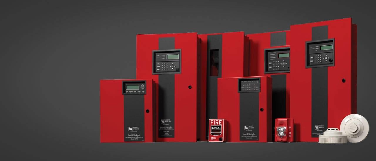 فروشگاه تجهیزات آتش نشانی و ایمنی احمدی | سیستم اعلام حریق هانیول